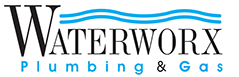 waterworx plumbing - gas logo